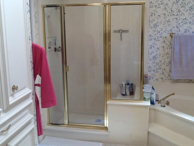 BEFORE- Ethereal Master Bathroom Remodel