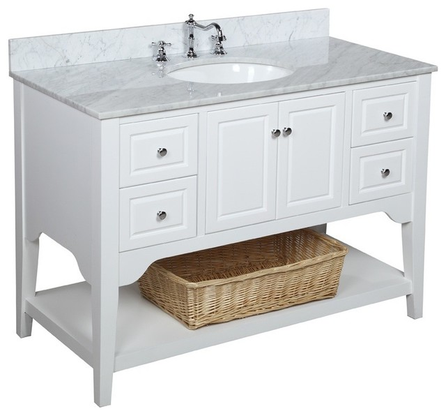 washington bath vanity  transitional  bathroom vanities and sink, Bathroom decor