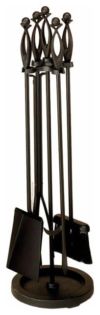 Minuteman X850310 4, Tool Fireset, Black.