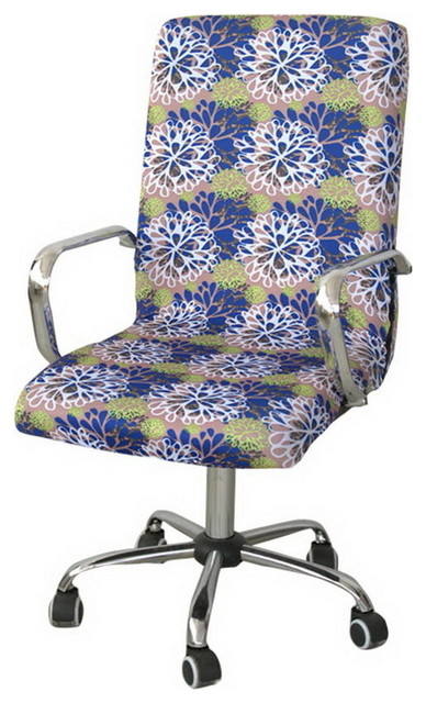 HOT Universal Elastic Stretch Slipcover Office Chair Cover Computer Chair