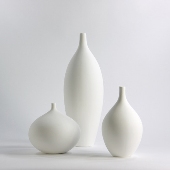 White Decorative Vase Decoration For Home