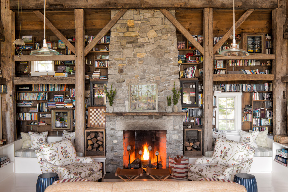 Fireplace Risk for Living Rooms