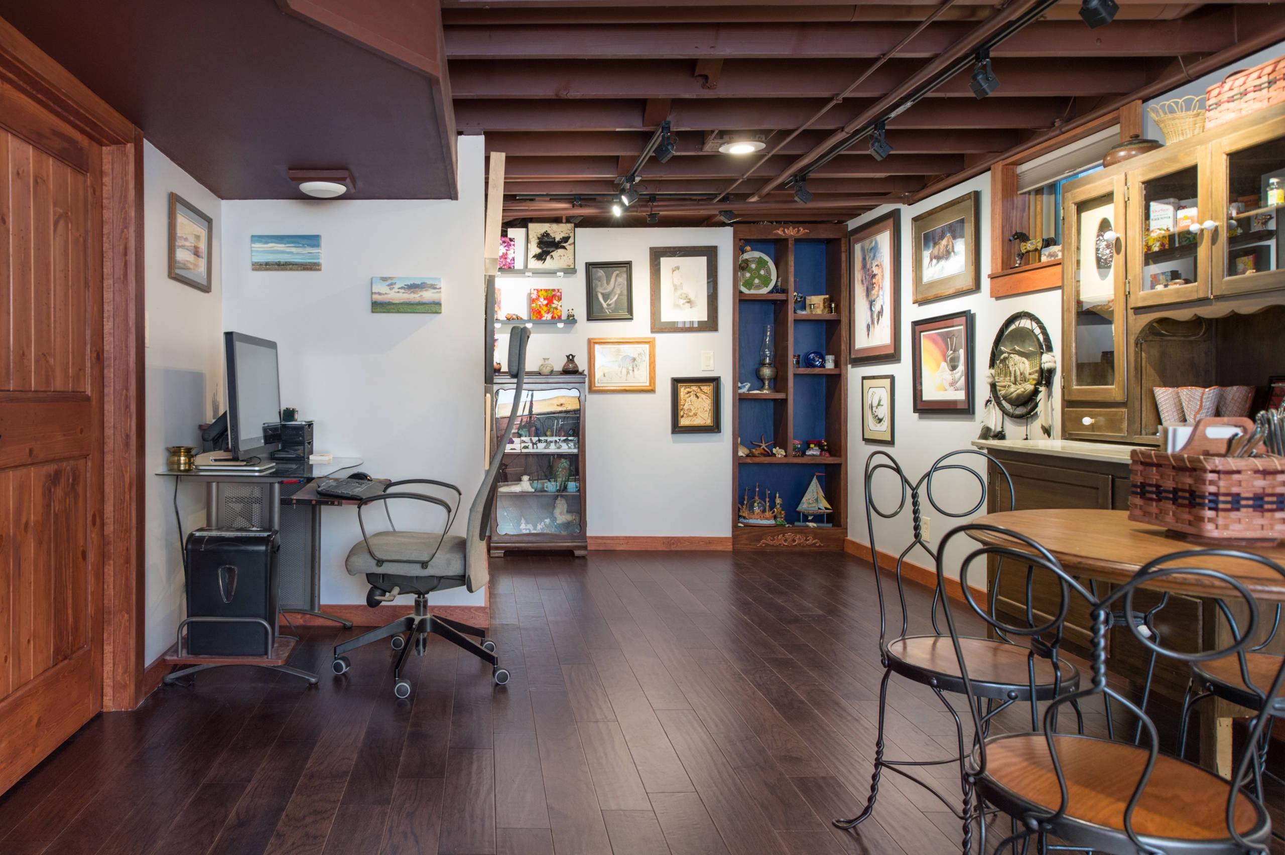 Art Gallery Opening