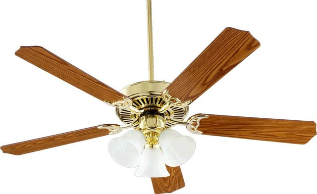 Quorum 77525 Capri Vi 52 Quot Ceiling Fan With Light
