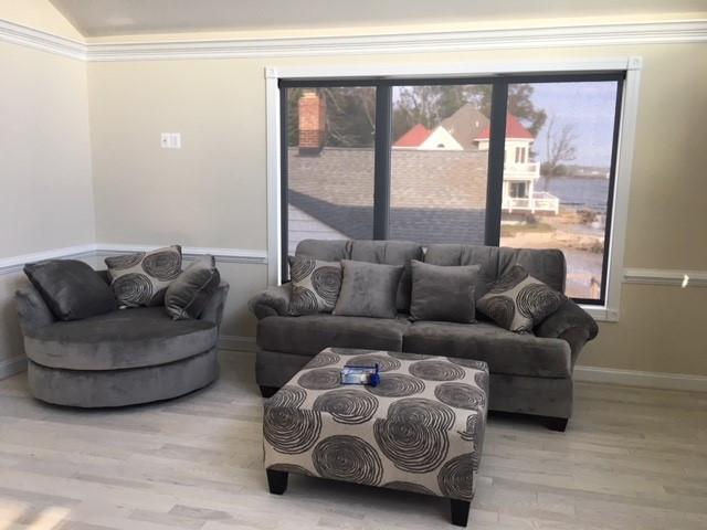 Beach Living- Living Room