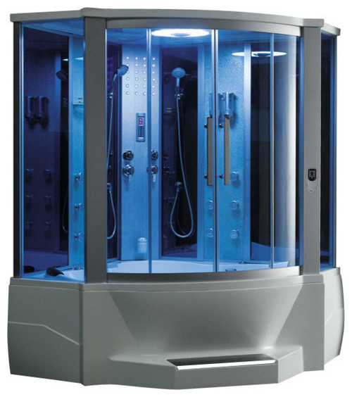 What Is The Warranty On The Ariel Steam Shower With Whirlpool Tub