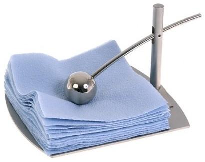 Zojila LLC - Zojila Shasta Paper and Cloth Napkin Holder - Napkin Holders