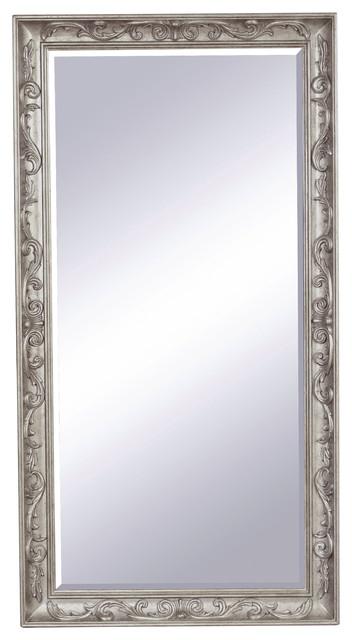 Rhianna Floor Mirror.