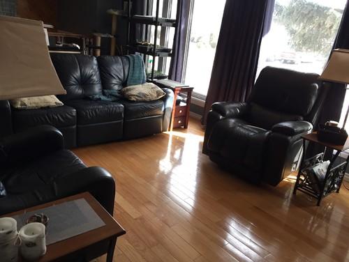 Need Help Arranging The Furniture In My Livingroom