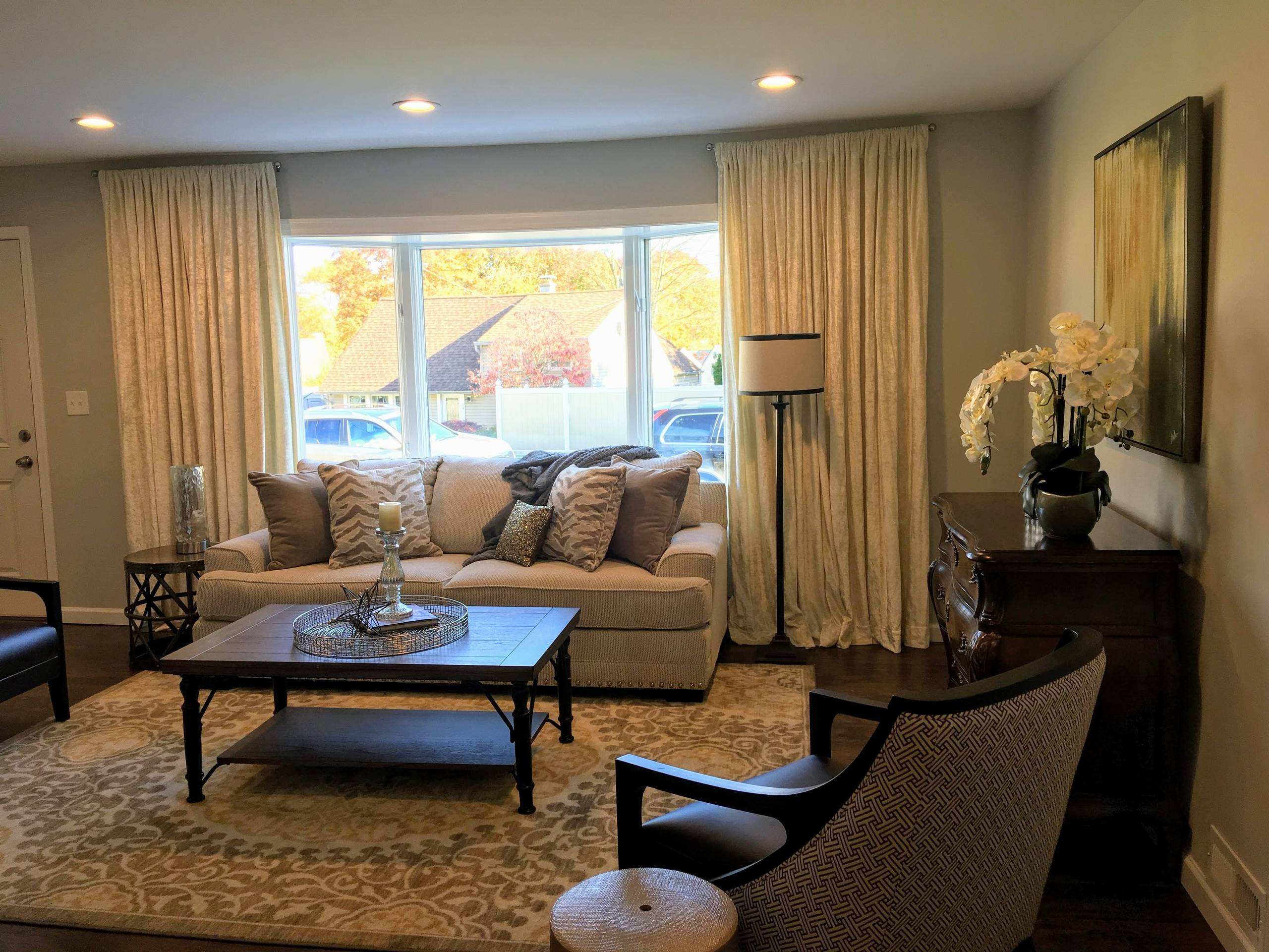 Linda Avenue Staging Project