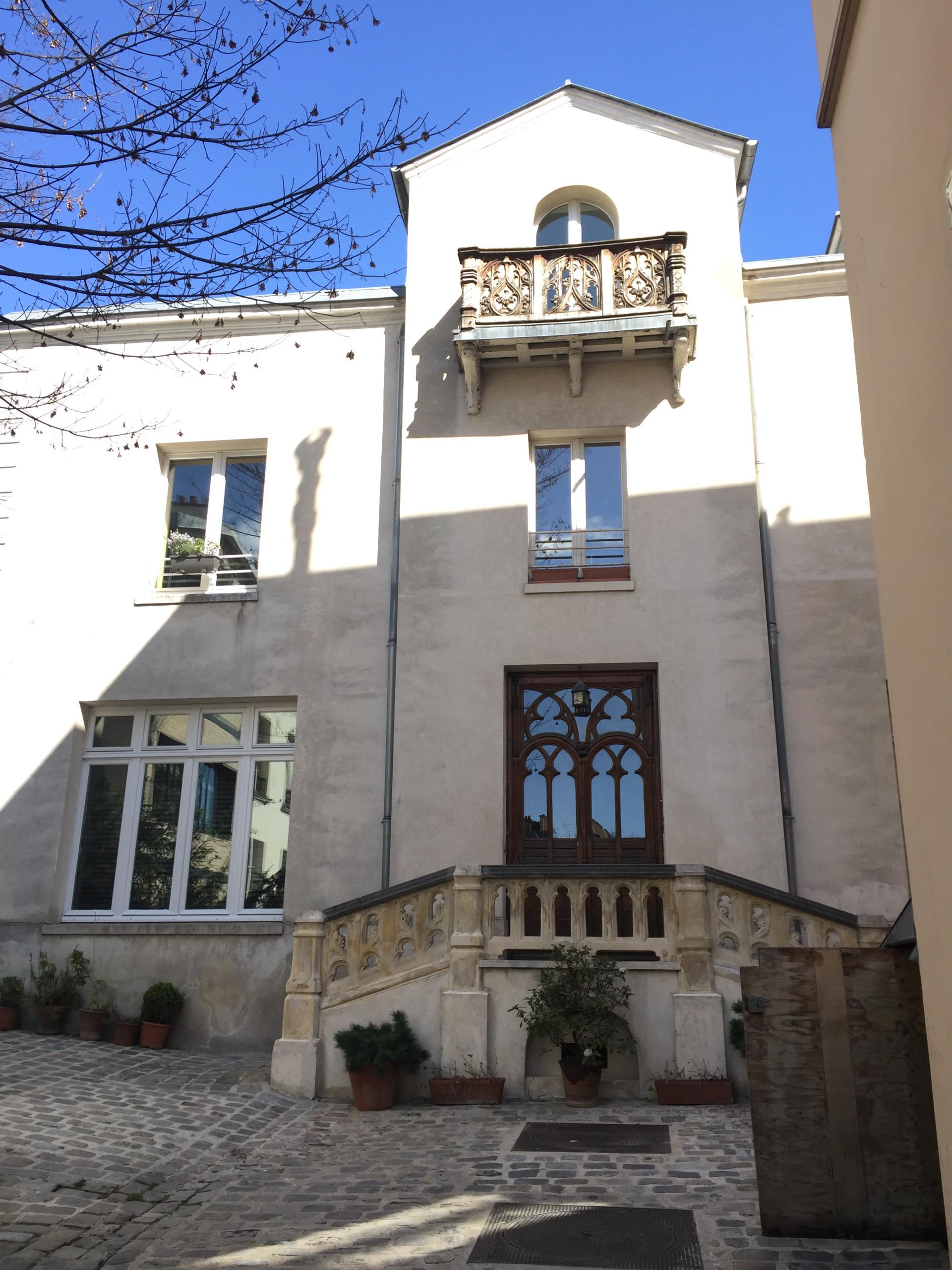 Maison à Montmartre