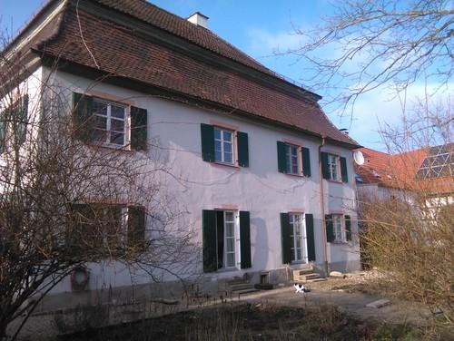 Ideen Gesucht Für Neue Terrasse An Altem Haus! (überdacht!)