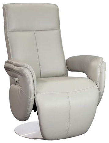 Monica Recliner Swivel Armchair Gray contemporary-recliner-chairs  sc 1 st  Houzz & Monica Recliner Swivel Armchair - Contemporary - Recliner Chairs ... islam-shia.org