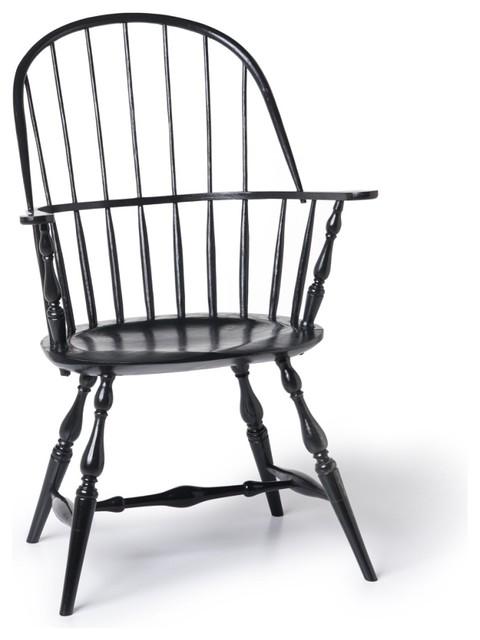 Ordinaire Sack Back Windsor Chair