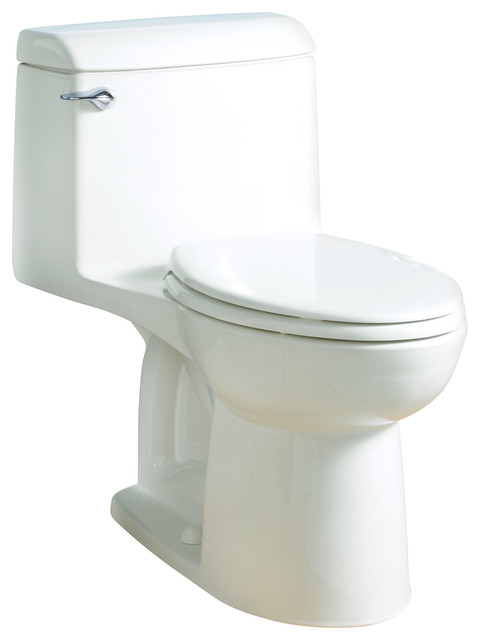 American Standard Champion 4 Elongatedone-Piece Toilet With Seat, White