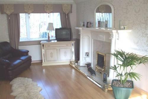 Living Room Complete Remodel