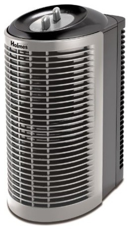 Holmes HEPA Mini Tower Air Purifier modern-air-purifiers