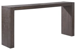 Monterey Console Table, Brown