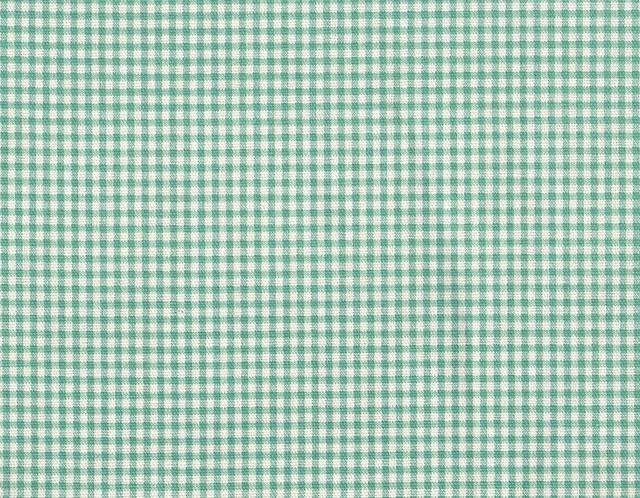 Round Tablecloth Gingham Check Pool Blue Green   Traditional ...