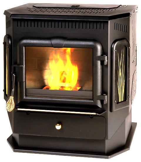 Summers Heat Multi Fuel Stove, 2200 Sq. Ft..