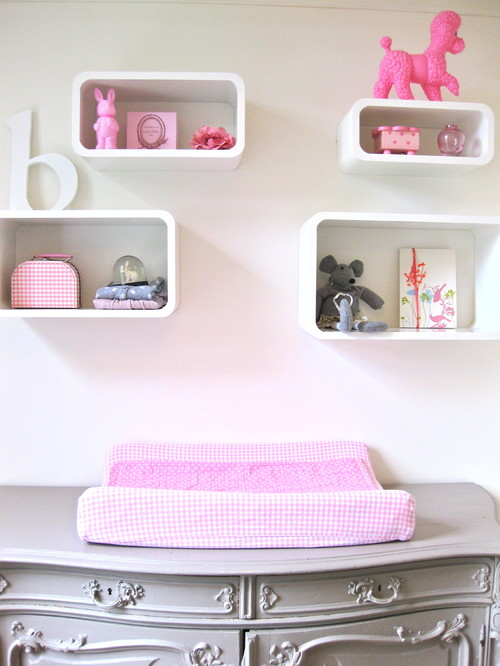 Girls Room eclectic kids