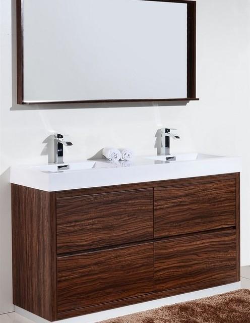 modern bathroom vanity modern new york by kubebath