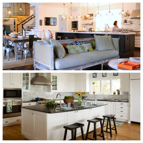 Kitchen Great Room: Great Room Vs. Separate Kitchen And Family Room