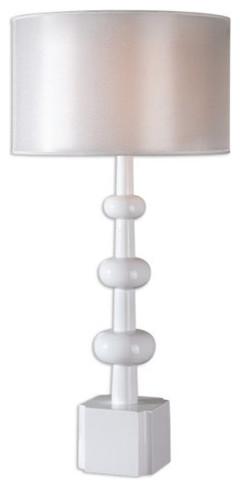 Uttermost 26480-1 Bojano 1 Light Table Lamp