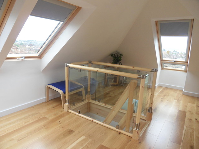Loft Conversion Lounge Contemporary Other By Attic
