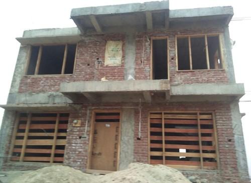 Front elevation design for Window elevation design