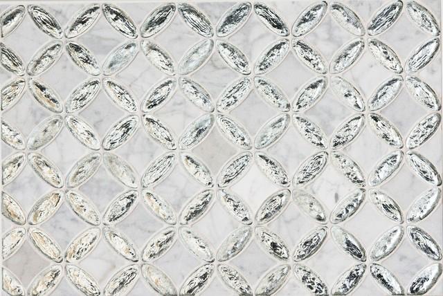 12 24 Quot X12 24 Quot Elyptic Diamond Imagination Mosaic Set Of 4