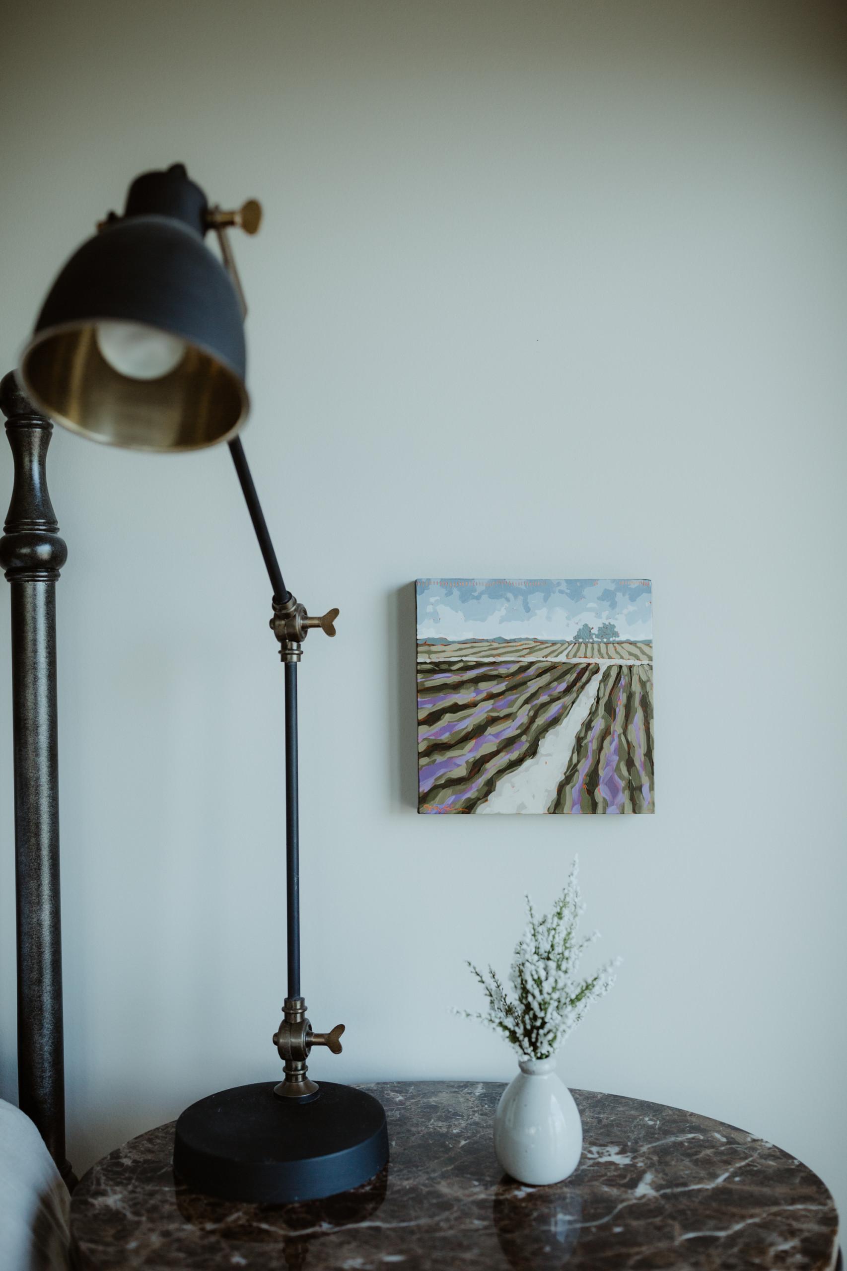 Modern Farmhouse in the Vineyards
