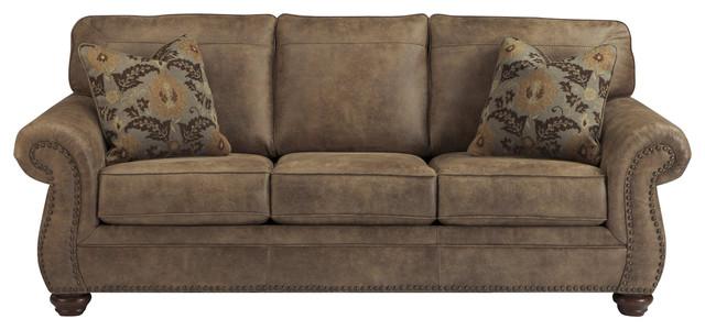 Larkinhurst Sofa, Earth.