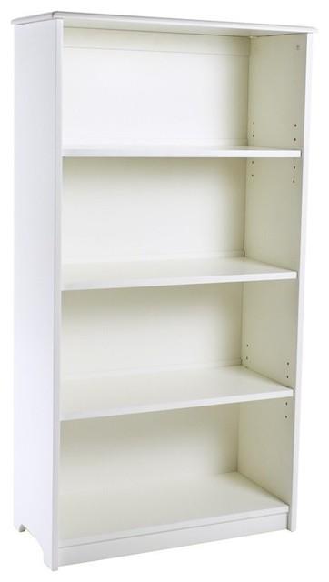 Guidecraft Classic 48 Bookshelf White