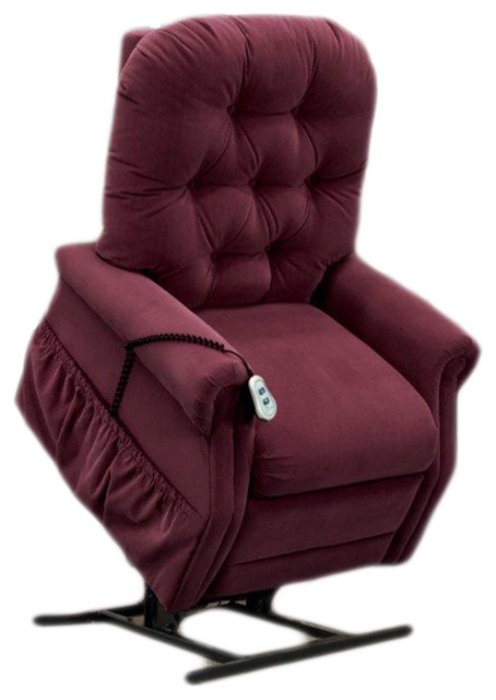 Med Lift 3 Way Reclining Lift Chair Wide Aaron Berry