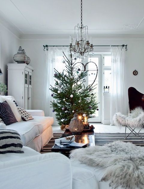 67 Adorable Scandinavian Christmas Home Decor Ideas
