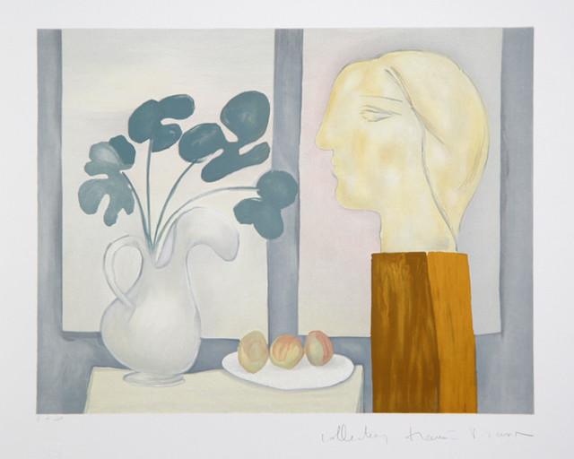 Pablo Picasso, Nature Morte a la Fenetre, 10-A, Lithograph ...