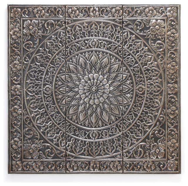 Clarise Metal Wall Decor.