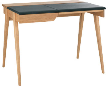 Petit bureau secretaire moderne table de lit for Petit bureau secretaire
