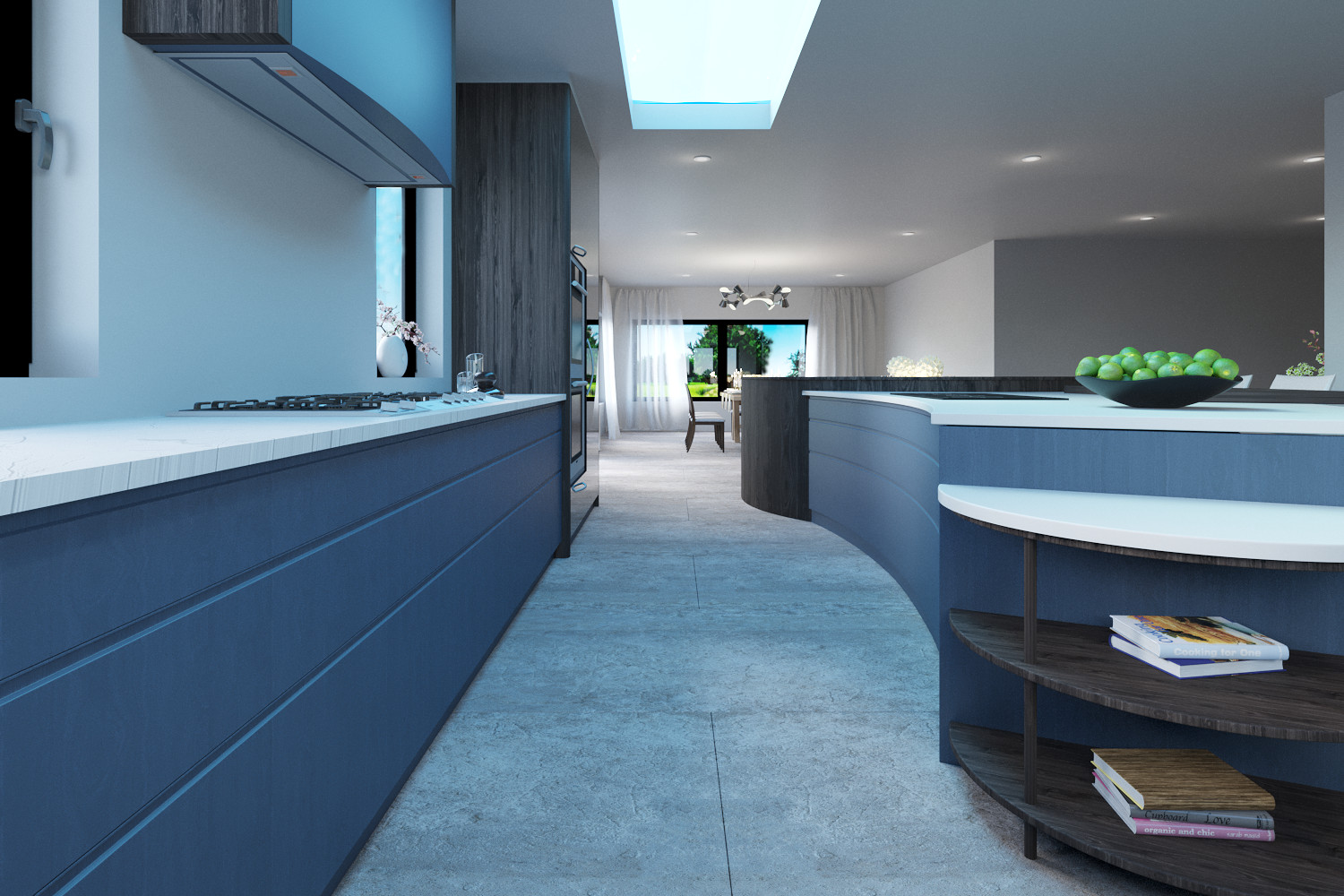 CAD and 3D Rendering service for Lethenty Cabinetmakers_Jan21