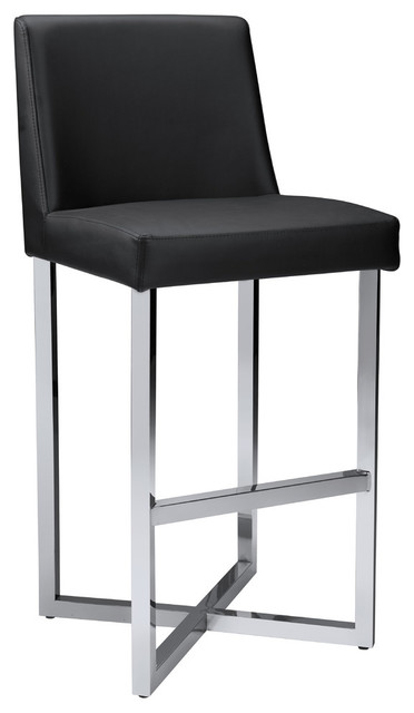 Fabulous Howard Barstool Black Gmtry Best Dining Table And Chair Ideas Images Gmtryco