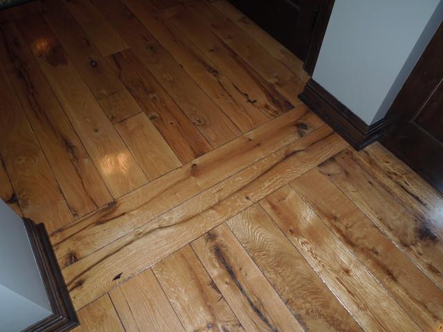 Hardwood Floor Installation at The Home Depot