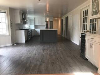 Gray Kitchen