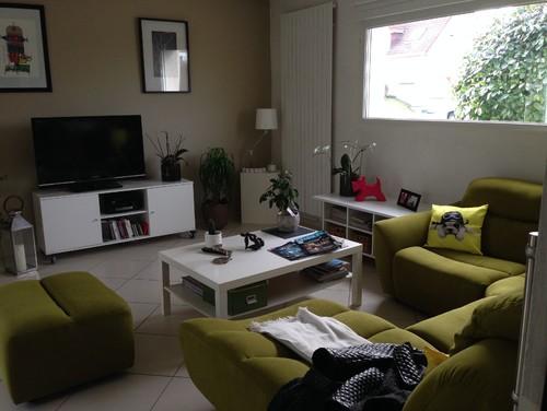 Id e pour donner du caract re mon salon for Mon salon design