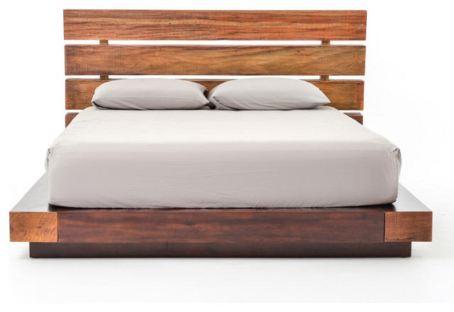 Iggy King Platform Bed Frame.