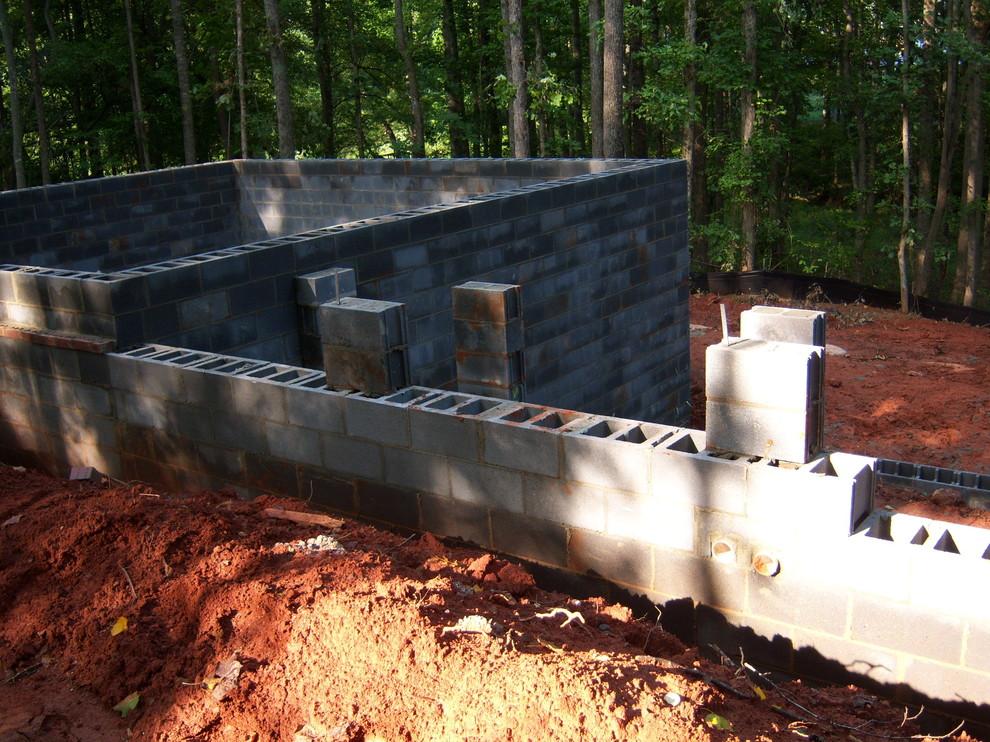 Disney Cottage Foundation Construction