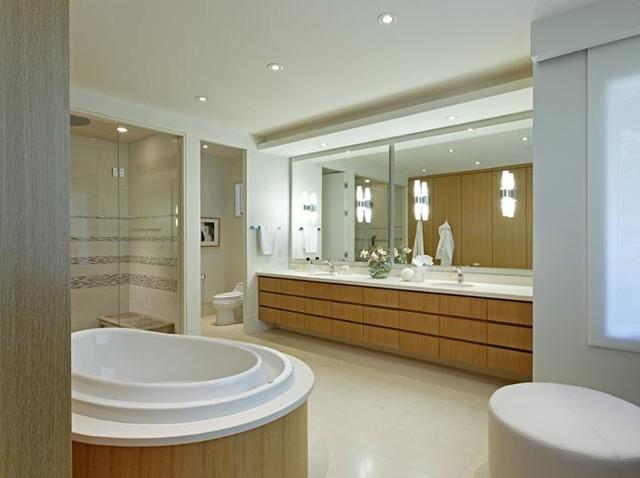 Bathroom contemporary bathroom toronto by douglas design studio - Bathroom design toronto ...