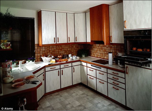 Just For Fun Representative Kitchens Of The Decades