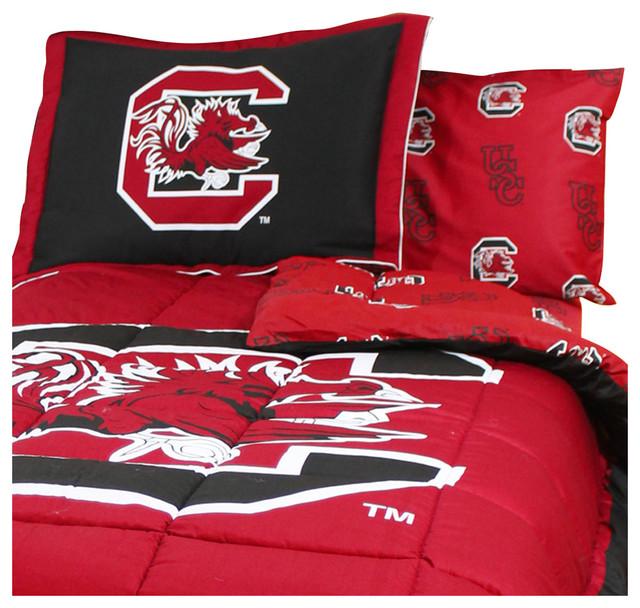 South Carolina Gamecock Bedding Set