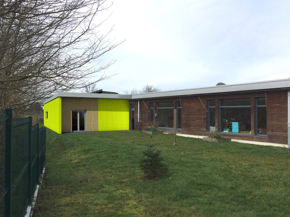 EXTENSION ECOLE AIZENAY